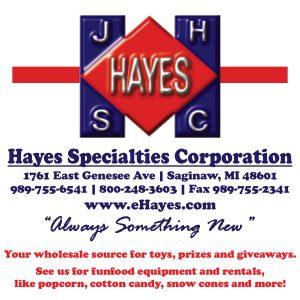 Hayes Specialties Corp