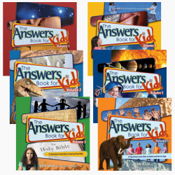 The Answers Bok for Kids 1-6